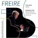 Um dos maiores pianistas do mundo volta a Brasília após 10 anos de sua última apresentação na capital federal