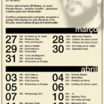 Mostra Renato Russo leva ao Cine Brasília os filmes preferidos do líder da Legião