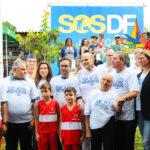 Paco Britto anuncia benfeitorias na área do transporte aos moradores do Paranoá