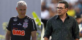 Tiago Nunes busca taça inédita e Luxa quer ser o maior campeão